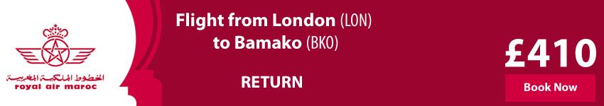 Cheap Flights To Bamako