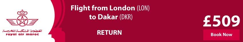 Cheap Flights To Dakar